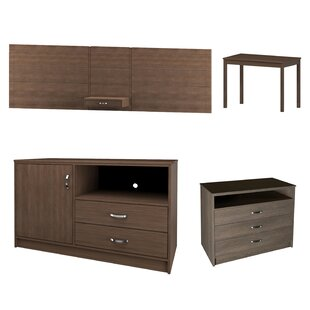 Queen Configurable Bedroom Set