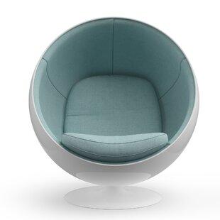 Samira Swivel Balloon Chair