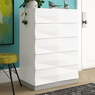 Baldree 5 Drawer Chest