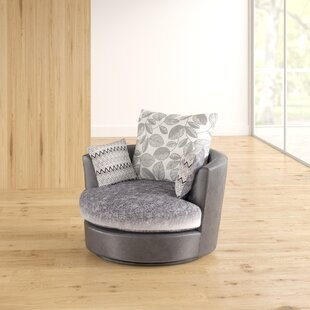 Review Adelyn Swivel Tub Chair
