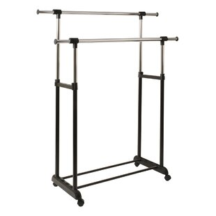Radford 146cm Wide Clothes Rack By House Additions