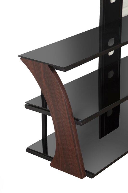 "Sandberg Furniture Abigail 59"" TV Stand & Reviews"