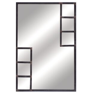 Crestview Collection Dynasty Accent Mirror
