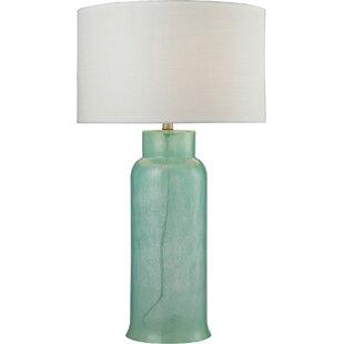 Ahlers Desk Lamp by Highland Dunes