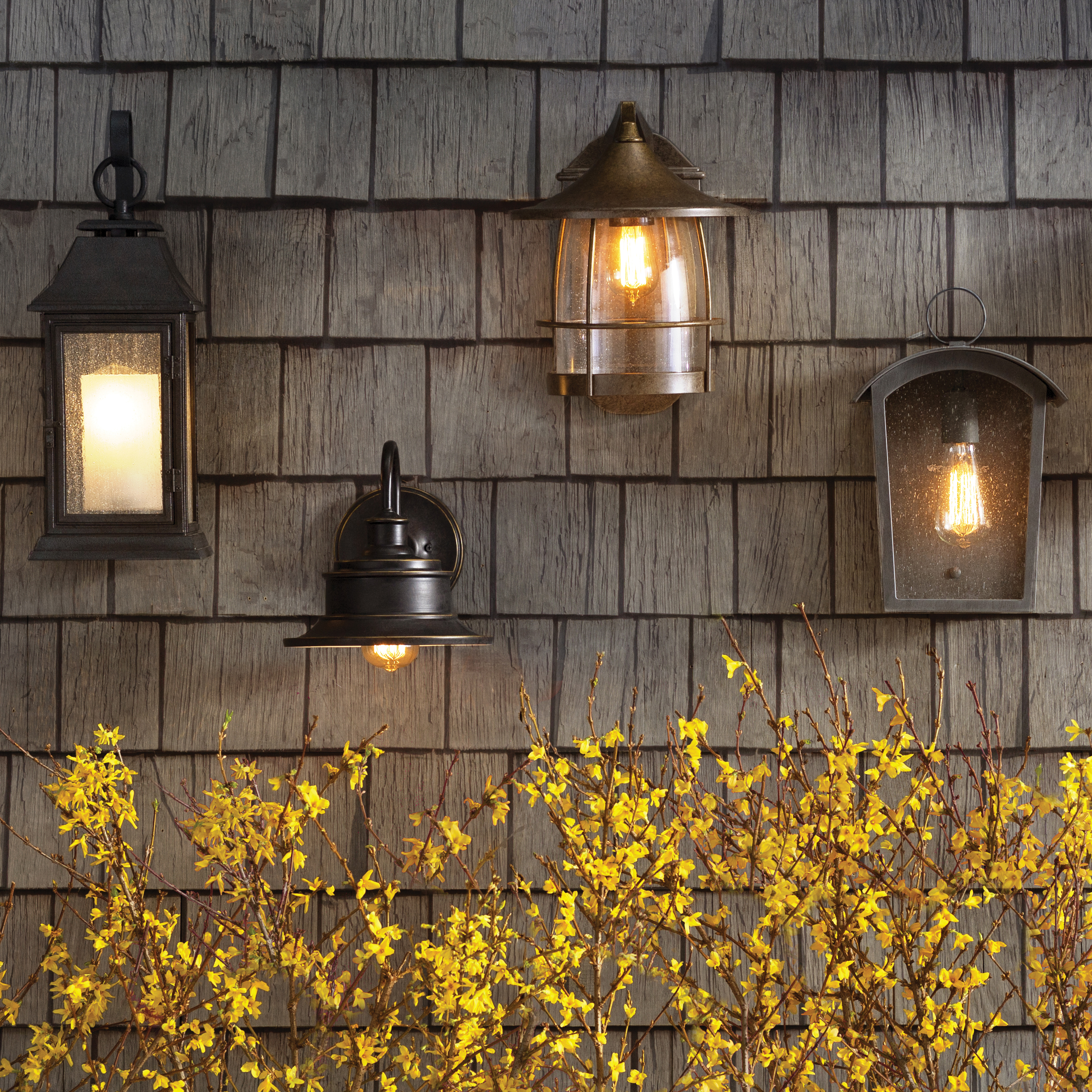 Farmhouse Lighting Birch Lane