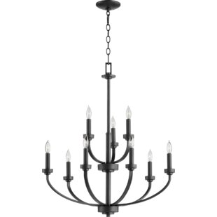 Edie 9-Light Candle Style Chandelier