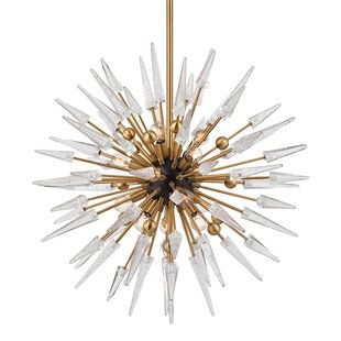 Willa Arlo Interiors Roesch 12-Light Chandelier