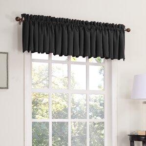 Living Room Valances & Kitchen Curtains | Wayfair
