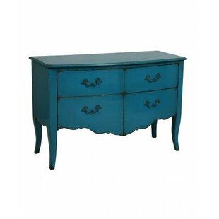 August Grove Ketelaar 4 Double Dresser