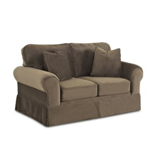 Greenough Loveseat by Klaussner Furniture