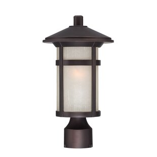 Mcgahey Outdoor 1-Light Lanter..