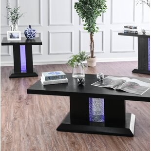 Tacconi 2 Piece Coffee Table Set