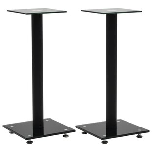 Review Pillar Design 58cm Fixed Height Speaker Stand (Set Of 2)