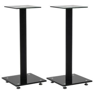 Deals Price Pillar Design 58cm Fixed Height Speaker Stand (Set Of 2)