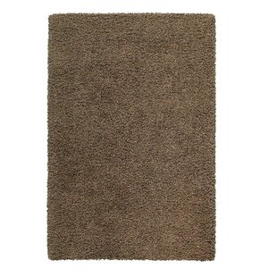 Cool Brown Area Rug by Rugstack