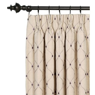 Luxury Geometric Curtains Drapes Perigold