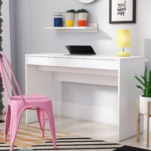 Affordable Aliyah 2 Drawer Writing Desk ByZipcode Design