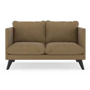 Shop Malkin Loveseat by Union Rustic