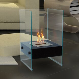 Hudson Indoor/Outdoor Fireplace by Anywhere Fireplace