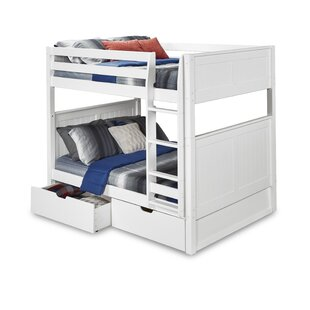 Isabelle Full over Full Bunk Bed with Storage by Viv + Rae
