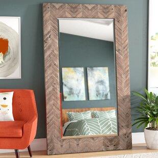 Chevron Accent Mirror byCorrigan Studio