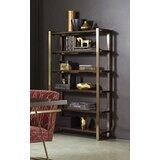 Leinbach 65.5 H x 40 W Metal Etagere Bookcase by Orren Ellis