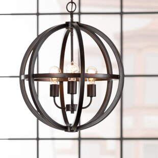 Irwin Globe Pendant by Tre..