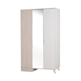 Mack & Milo North 3D Wardrobe Armoire