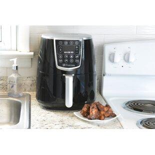 3.9 Liter Digital Programmable Air Fryer Deluxe