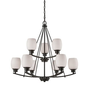 Ebern Designs Adalyn 9-Light S..