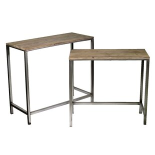 Whipple 2 Piece Console Table Set By August Grove