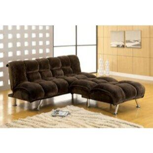 Gentner Convertible Sofa