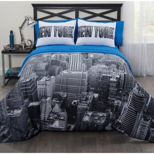 New York City Comforter Set