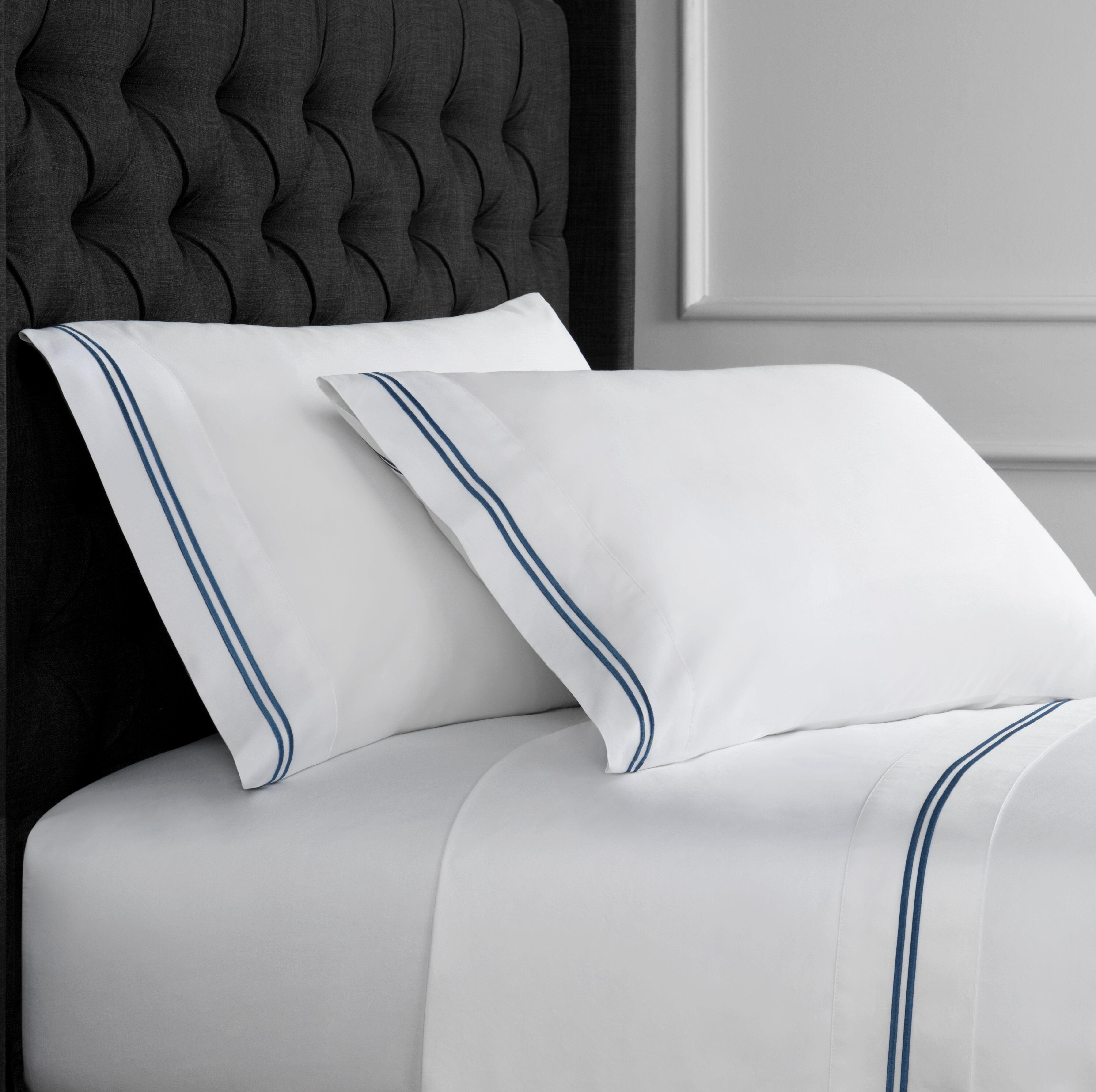 550 Up Thread Count Pillowcase Sheets Pillowcases You Ll Love In 2021 Wayfair