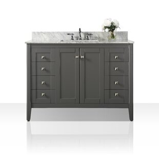 Shelton 48 Single Bathroom Vanity Set By Ancerre Designs