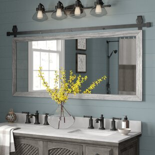 Nicholle Bathroom/Vanity Mirror by Gracie Oaks