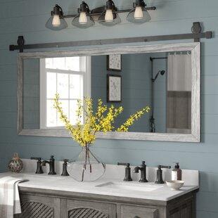 Nicholle Bathroom/Vanity Mirror by Gracie Oaks