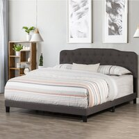 Deals on Willa Arlo Interiors Chesterwood Upholstered Standard Bed