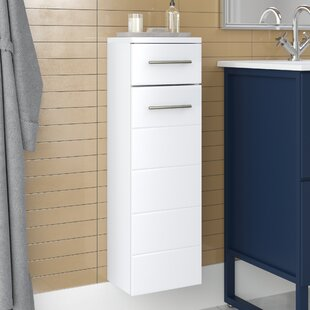 Review Jeannette 25cm X 79cm Wall Mounted Cabinet