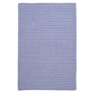 Best Price Glasgow Purple Indoor/Outdoor Area Rug By Charlton Home