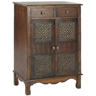 Evrychou 2 Door Accent Cabinet by World Menagerie