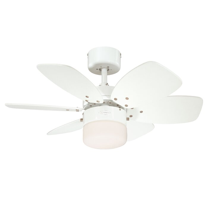 30 Ceiling fan with light and pull cord Westinghouse Flora