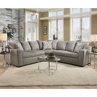 Red Barrel Studio Gagliano L-Shaped Sectional