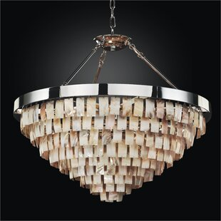 La Jolla 6-Light Novelty Chandelier by Glow Lighting