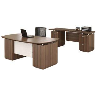 Mayline Group Sterling Executive Desk