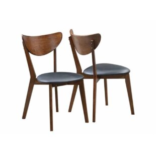 Wycoff Dining Chair (Set Of 2) by George Oliver Spacial Price