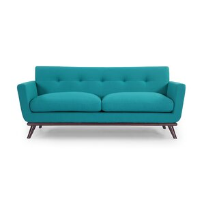 Couch modern  Modern Tight Back Sofas + Couches | AllModern