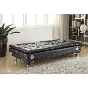 Latitude Run Medjaou Fashionable Convertible Sofa