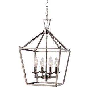 Carmen 4 Light Lantern Pendant