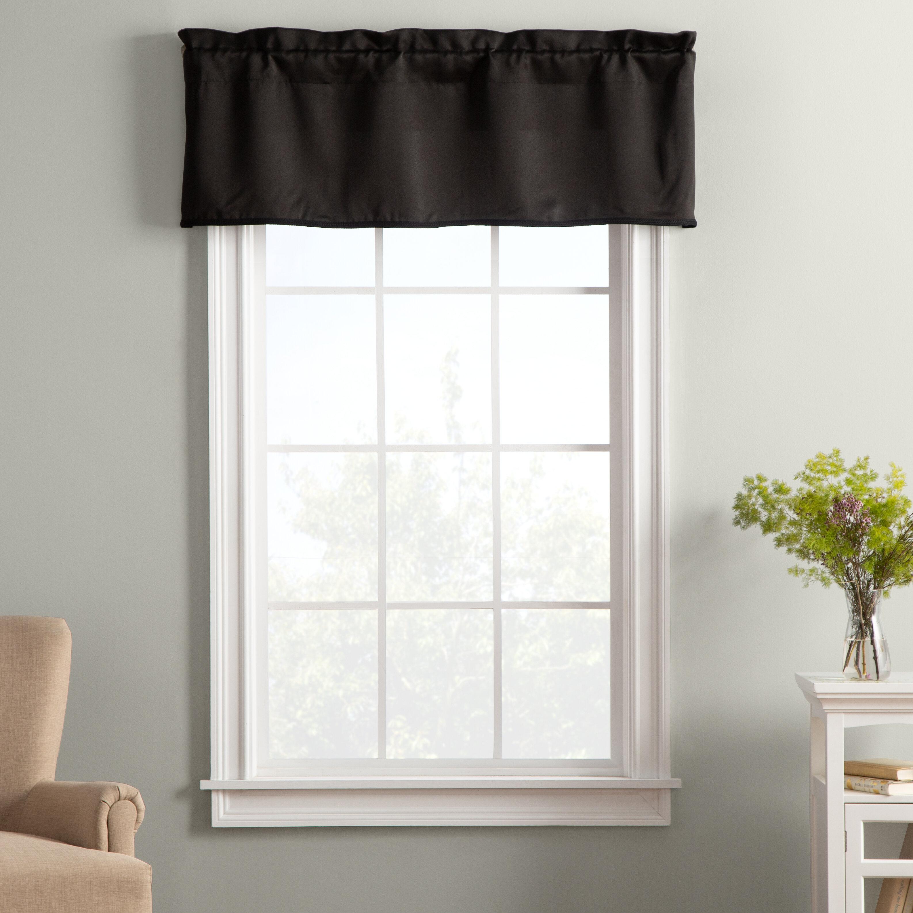 Curtain Window Valances You Ll Love In 2020 Wayfair